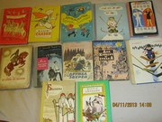 Детская литература 60-70 годов с иллюстрациями известных художников