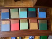 11 книг малого формата Библиотека Советской поэзии